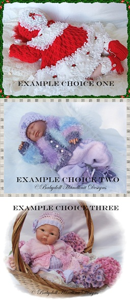 Choose any three patterns for �5.00-