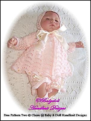 FREE Lacy Rainbows 15-20 inch doll/newborn baby