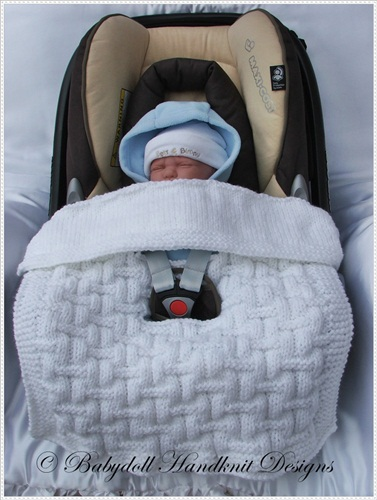 Car Seat Blankets/Covers Standard 0-9m car seat
