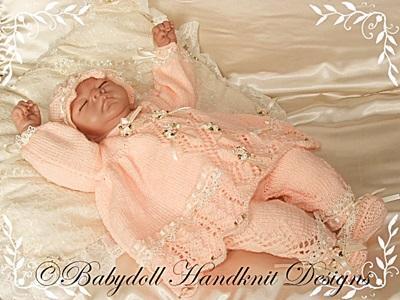 Dress and Leggings Set 16-22 inch dolls