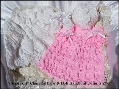 'English Country Garden' 16-22 inch doll/preemie/0-3m+ baby