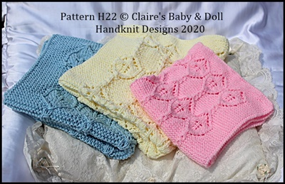 Patchwork Lace Blanket