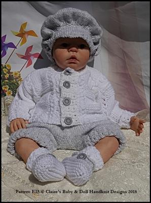 "'Baby Tommy' Set 16-22"" dolls/newborn/0-3m baby"