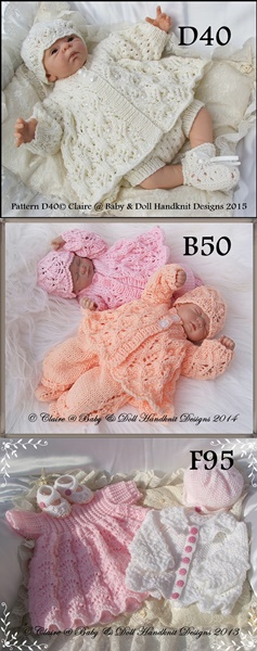 Choose any three patterns for £5.00