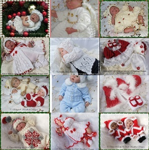 Any TEN Christmas £1 patterns for only £5