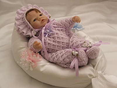 Romper /All-in-One for 10-16 inch girl or boy