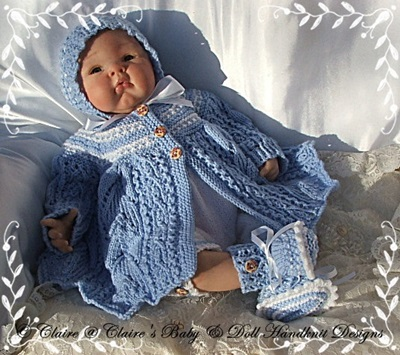 Baby Willow 16-22 inch doll (preemie-3m+ baby)